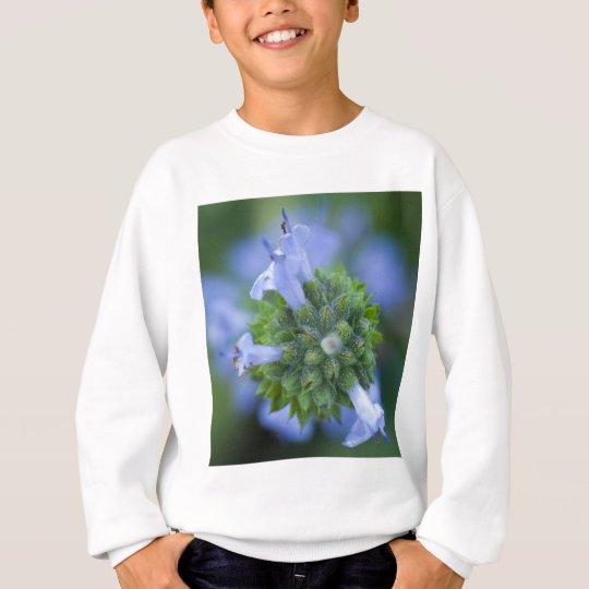 Violet Explosion Sweatshirt