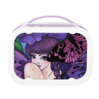 """""""Violet"""" fairy fantasy lunchbox Yubo Lunchbox"""