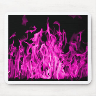 Violet flame and violet fire gifts from St Germain Mouse Pad
