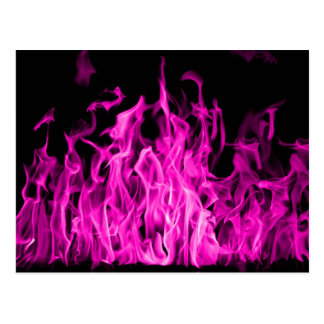 Violet flame and violet fire gifts from St Germain Postcard