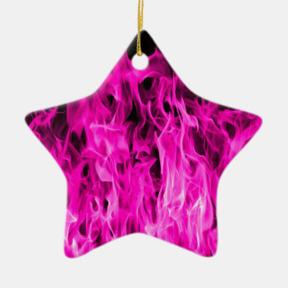 Violet flame and violet fire products and apparel ceramic ornament