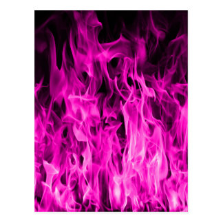 Violet flame and violet fire products and apparel postcard