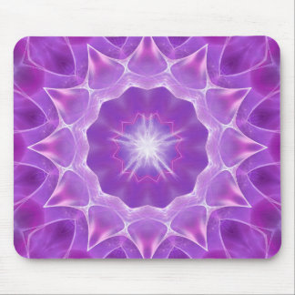 Violet Flame Mouse Pad