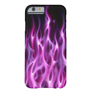 Violet Flames - iPhone 6 case