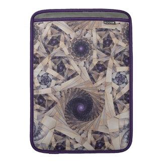 Violet flirt Rickshaw Sleeve MacBook Sleeves