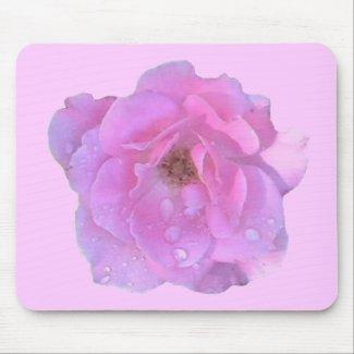 Violet Flower Mousepads