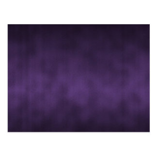 Violet Gothic Ombre Background Art Postcard