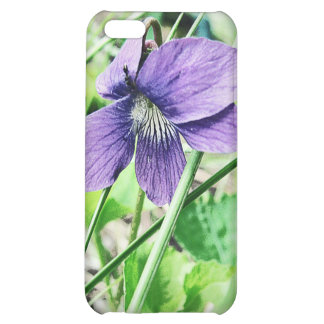 Violet iPhone 5C Covers