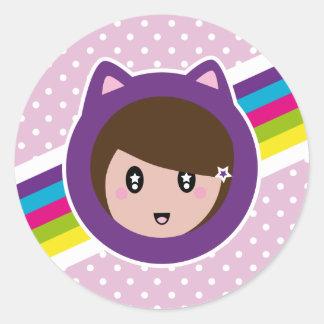 violet lilith's sticker