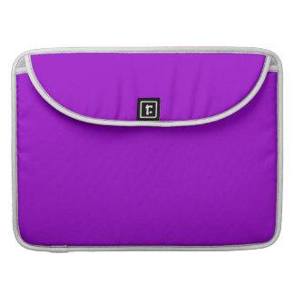 Violet MacBook Pro Sleeve