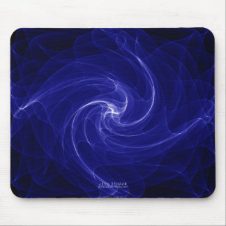 Violet Midnight Mouse Pad