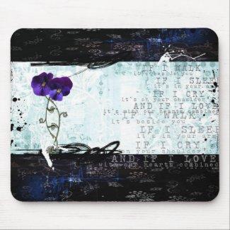 violet mousepad mousepad