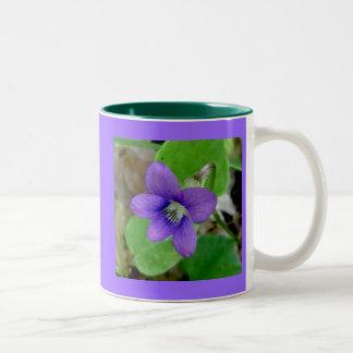 Violet Mug