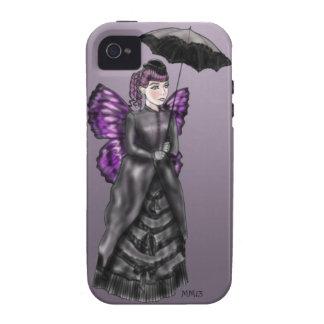 Violet Noir Case-Mate iPhone 4 Covers