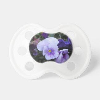 Violet Pacifier