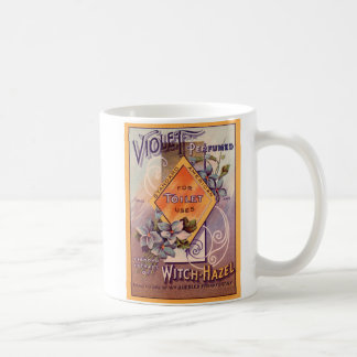 Violet Perfumed - 1903 Coffee Mug