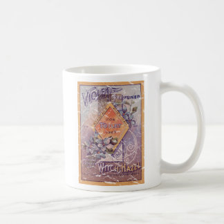 Violet Perfumed - 1903- distressed Coffee Mug