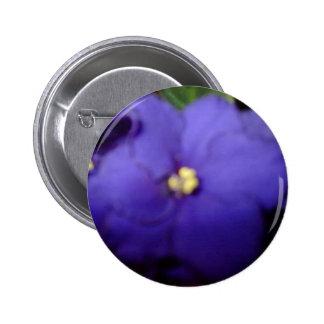Violet Pinback Button