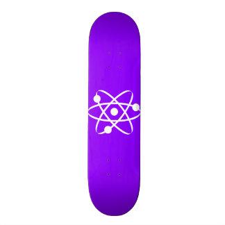 Violet Purple Atom Skateboards