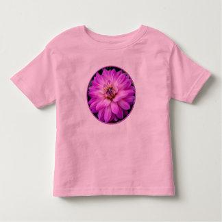 Violet/Purple Dahlia Toddler T-shirt