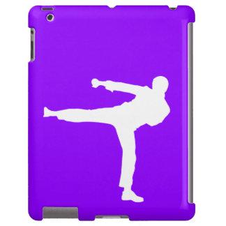 Violet Purple Martial Arts