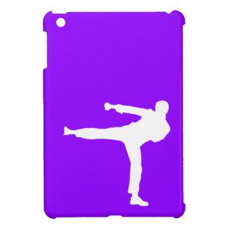 Violet Purple Martial Arts Case For The iPad Mini