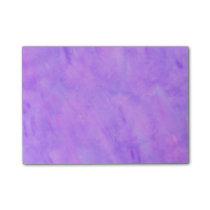 Violet Purple Watercolor Texture Pattern Post-it Notes