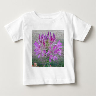Violet Queen Cleome Shirt