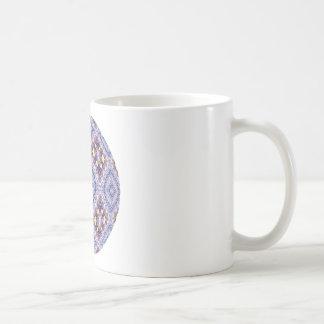 Violet Quilt Mugs