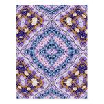 Violet Quilt Postcards