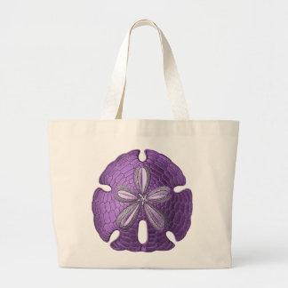 Violet Sand Dollar Bag