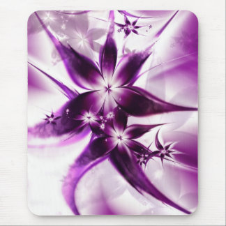 Violet Serenity Mouse Pad
