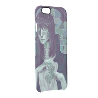 Violet Shaman Clear iPhone 6/6S Case