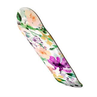 Violet Skateboard Deck
