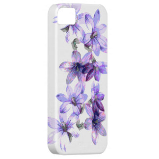 Violet Smiles iPhone SE/5/5s Case