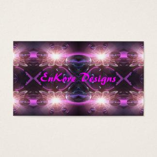 Violet Sphere Business Card