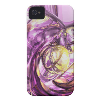 Violet Summer Abstract Blackberry Bold Case