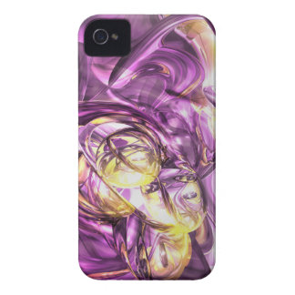Violet Summer Abstract iPhone Case-Mate ID Case-Mate iPhone 4 Case
