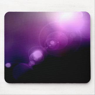 Violet sunlight 2 mouse pad