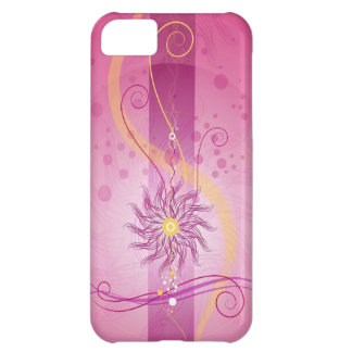 violet swirl case-mate case for iPhone 5C