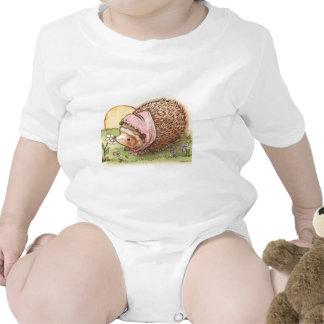 Violet the Hedgehog Baby Bodysuits