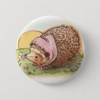 Violet the Hedgehog Button