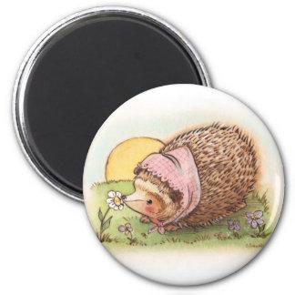 Violet the Hedgehog Magnet
