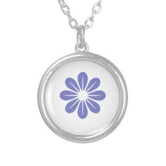 Violet Tulip Flower 8 Custom Jewelry