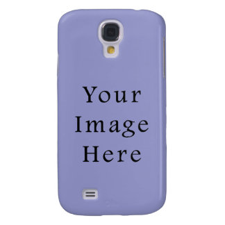 Violet Tulip Purple Color Trend Blank Template Galaxy S4 Cases