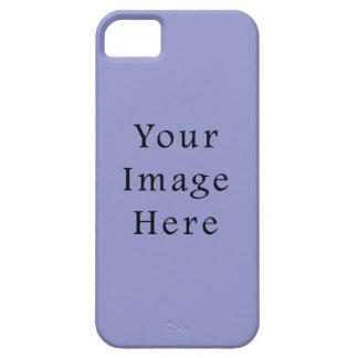 Violet Tulip Purple Color Trend Blank Template iPhone SE/5/5s Case