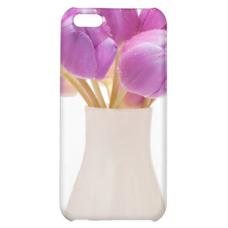Violet Tulips iPhone 5C Cover