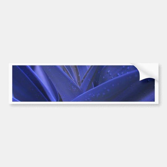 Violet Vibes Bumper Sticker