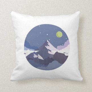 Violet view pillow