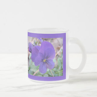 Violet Viola Mug